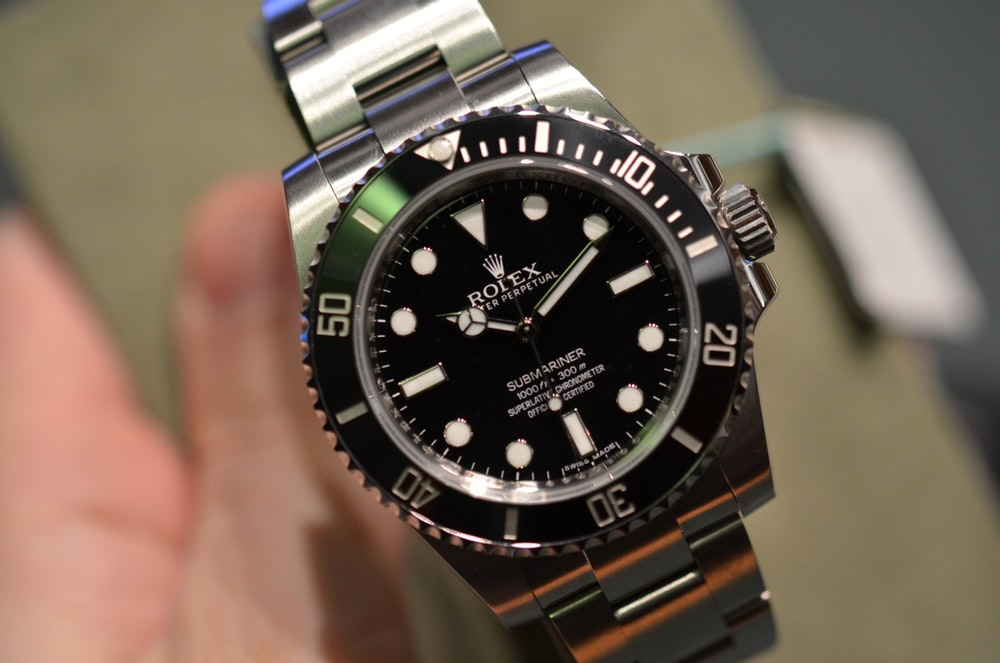 In Depth The New Rolex Submariner No Date Reference