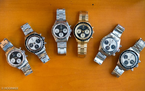Rolex Daytona Paul Newman all references