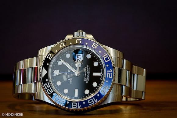 John Mayer Rolex GMT-Master 116710 BLNR