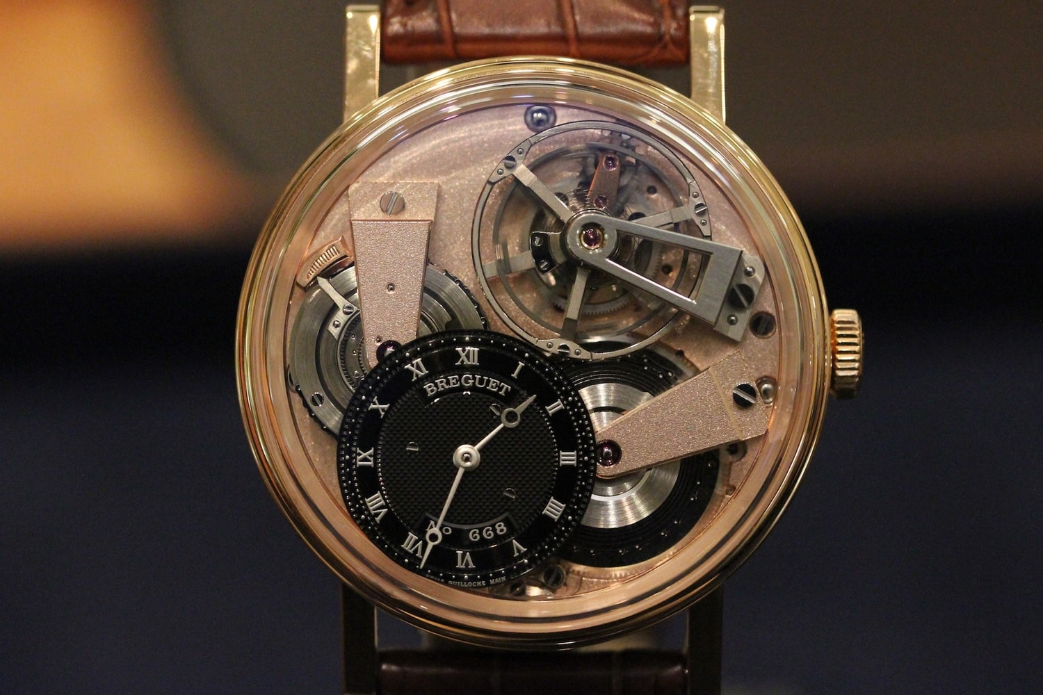 Breguet Tradition Tourbillon Breguet Tourbillon Chaine