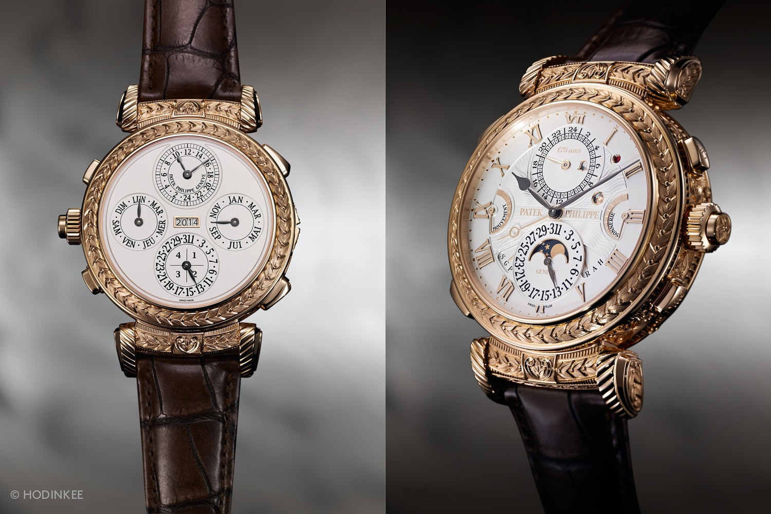 Introducing The Patek Philippe Grandmaster Chime Ref ...