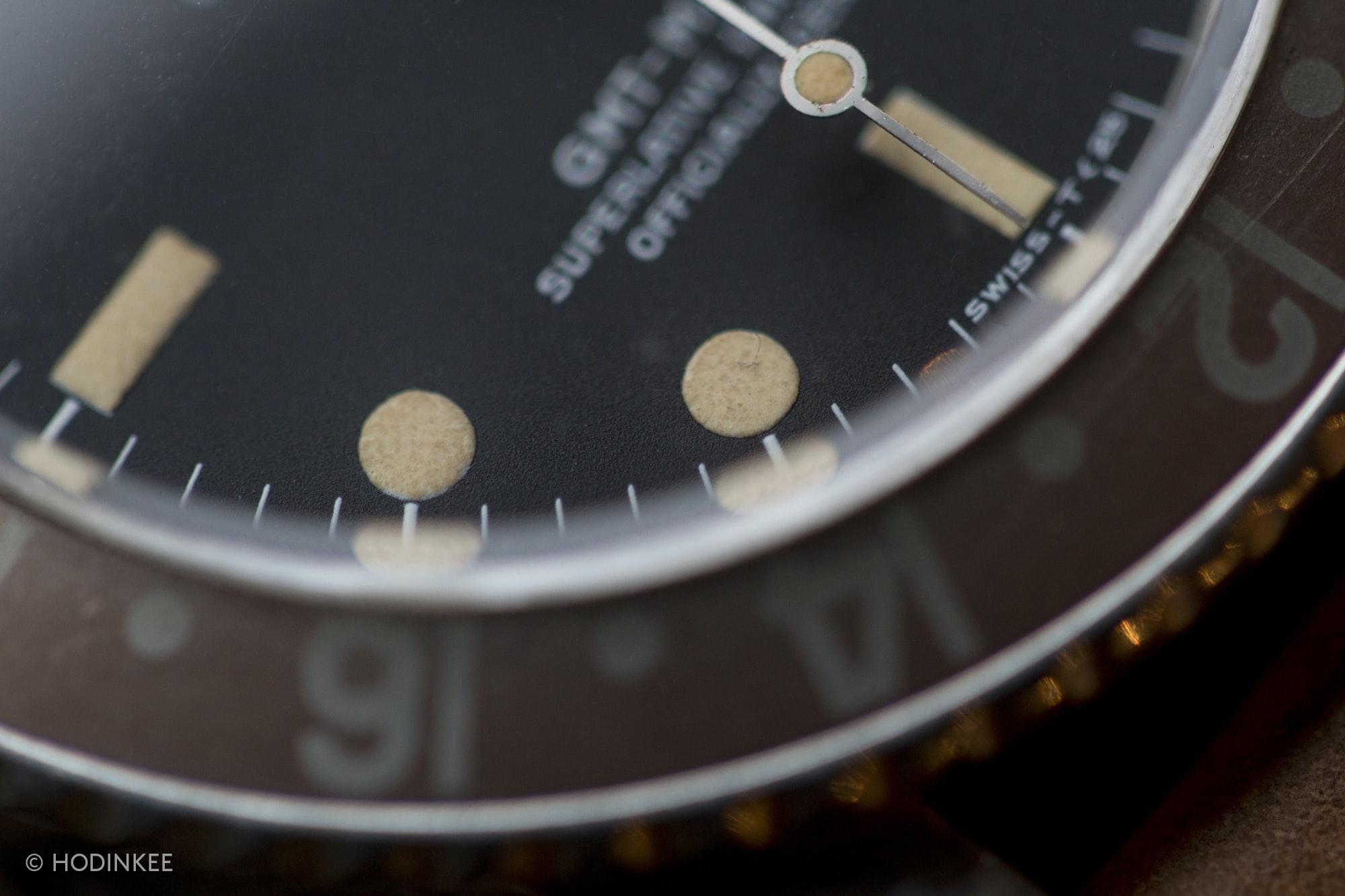 Vintage Rolex GMT 1675
