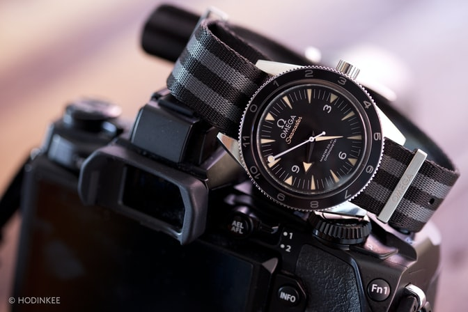 6c050ac603c The challenge of making a limited edition Bond watch that also seems  authentic to the character has always struck me as an interesting problem   ...