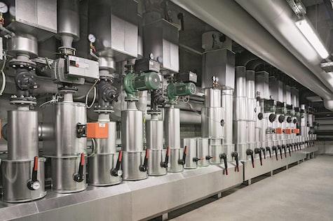 Geothermal Room