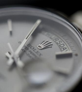 Vintage Rolex Day-Date