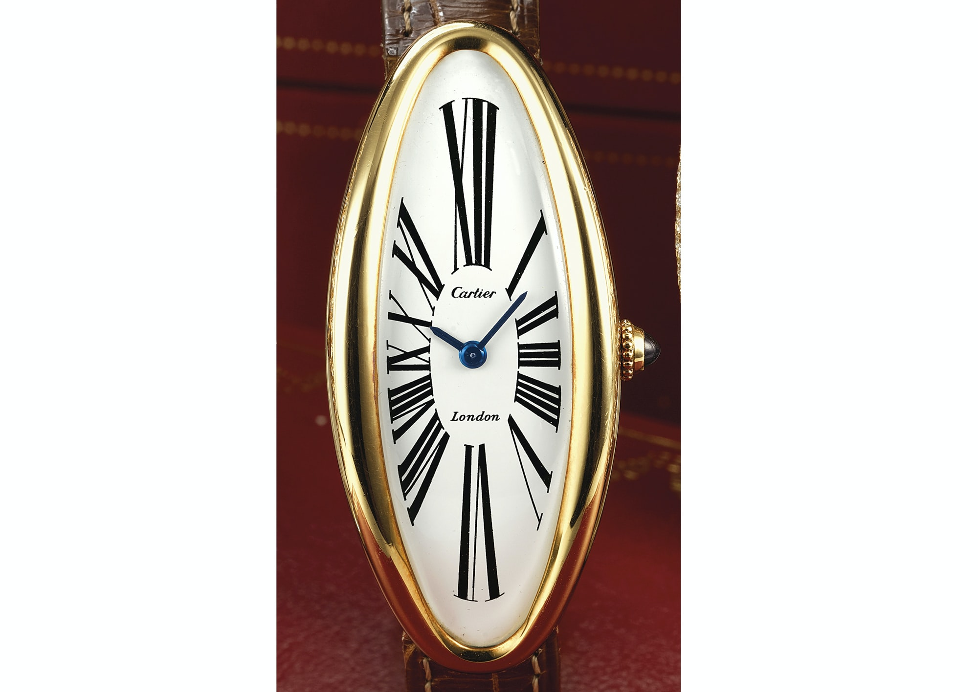 The Cartier Elongated Oval Baignoire Allongee Editors' Picks: The HODINKEE Valentine's Day 2016 Watch Gift Guide, Because Watches Won't Give You Cavities Editors\' Picks: The HODINKEE Valentine\'s Day 2016 Watch Gift Guide, Because Watches Won\'t Give You Cavities HK0385 2044 lr 1