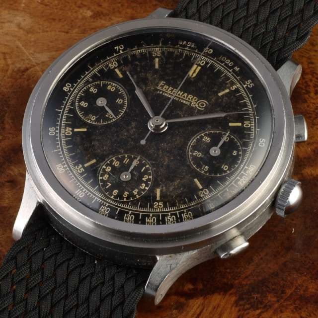 Found: The Most Amazing Vintage Watch Website Nobody's Heard Of (But Not For Long) Found: The Most Amazing Vintage Watch Website Nobody\'s Heard Of (But Not For Long) Eberhard Pre Extra fort