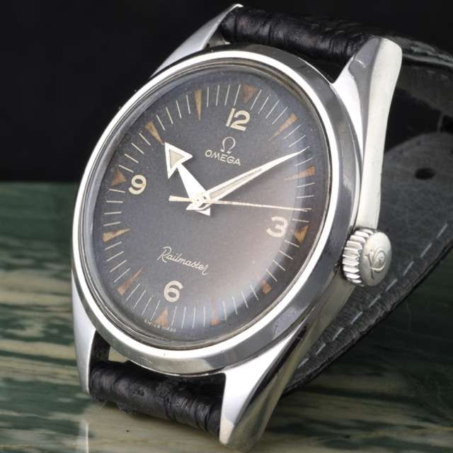 Found: The Most Amazing Vintage Watch Website Nobody's Heard Of (But Not For Long) Found: The Most Amazing Vintage Watch Website Nobody\'s Heard Of (But Not For Long) Omega Railmaster