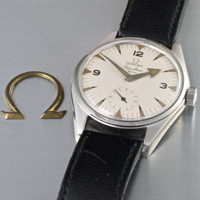 Found: The Most Amazing Vintage Watch Website Nobody's Heard Of (But Not For Long) Found: The Most Amazing Vintage Watch Website Nobody\'s Heard Of (But Not For Long) Omega Ranchero front