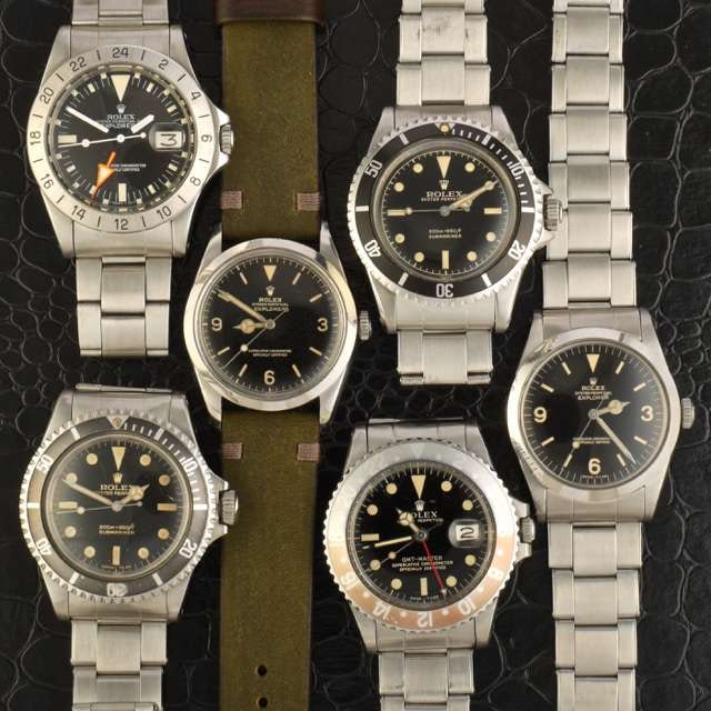Rolex Submariner Found: The Most Amazing Vintage Watch Website Nobody's Heard Of (But Not For Long) Found: The Most Amazing Vintage Watch Website Nobody\'s Heard Of (But Not For Long) Rolex group