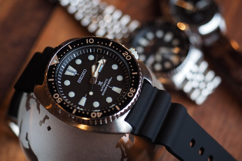 SRP775 And SRP777 dial Hands-On: The New Seiko Prospex 200m Divers, SRP775 And SRP777, Two Dive Watches Made Like Quartz Never Happened Hands-On: The New Seiko Prospex 200m Divers, SRP775 And SRP777, Two Dive Watches Made Like Quartz Never Happened P2160081