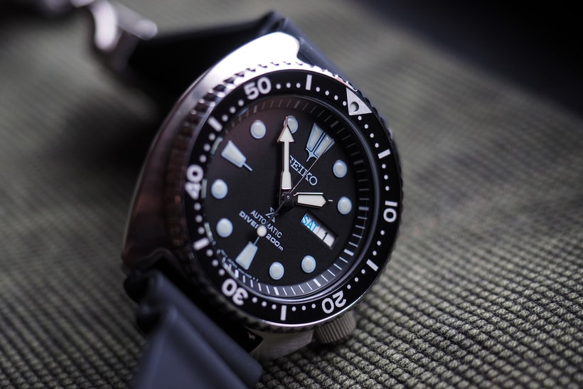 Seiko SRP777 Hands-On: The New Seiko Prospex 200m Divers, SRP775 And SRP777, Two Dive Watches Made Like Quartz Never Happened Hands-On: The New Seiko Prospex 200m Divers, SRP775 And SRP777, Two Dive Watches Made Like Quartz Never Happened P2160090