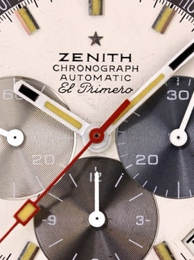 The reference A386 (Image via OmegaForums). A Week On The Wrist: The Zenith El Primero Reference A3817 A Week On The Wrist: The Zenith El Primero Reference A3817 A3862