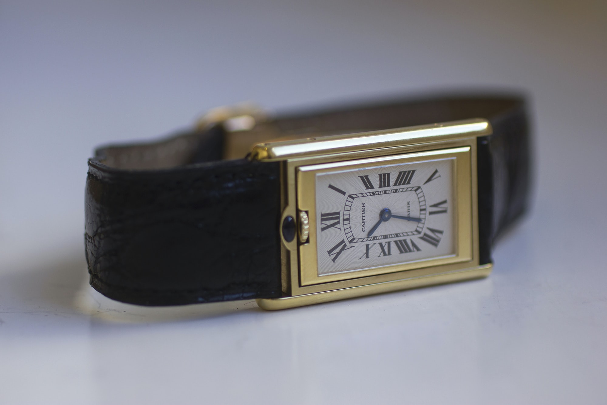 Five Reasons The Cartier Tank Basculante Isn't 'The Other' Reverso Five Reasons The Cartier Tank Basculante Isn't 'The Other' Reverso IMG 7507