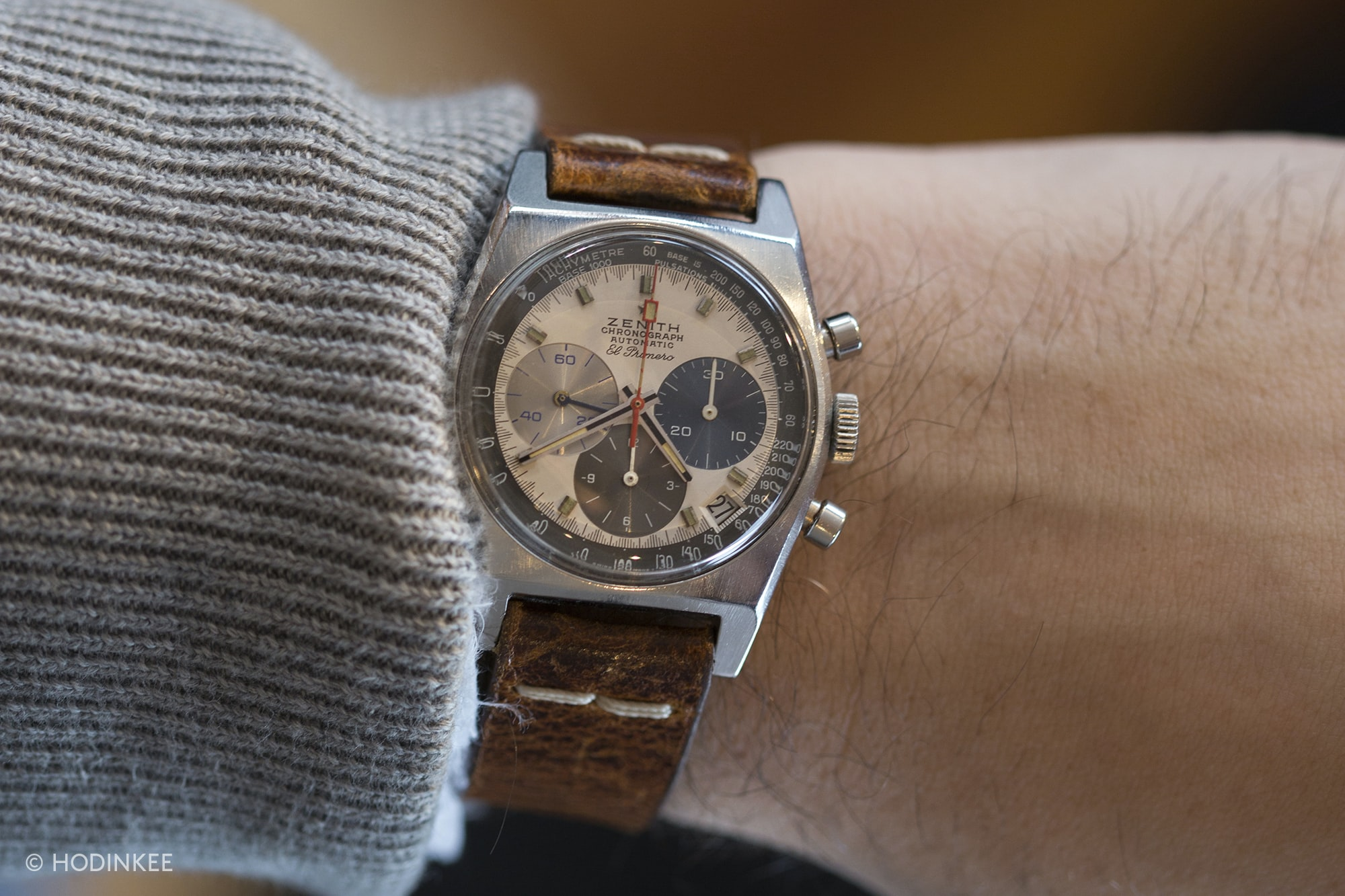 A Week On The Wrist: The Zenith El Primero Reference A3817 A Week On The Wrist: The Zenith El Primero Reference A3817 588A9681 copy
