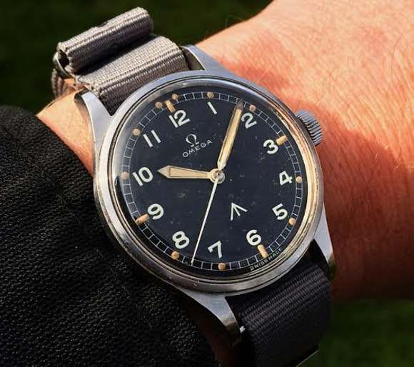 Omega Military Reference CK 2777 Bring a Loupe: A Diverse Selection Ranging From A $500 Takano To A $25,000 Rolex GMT Retailed By Tiffany Bring a Loupe: A Diverse Selection Ranging From A $500 Takano To A $25,000 Rolex GMT Retailed By Tiffany 4