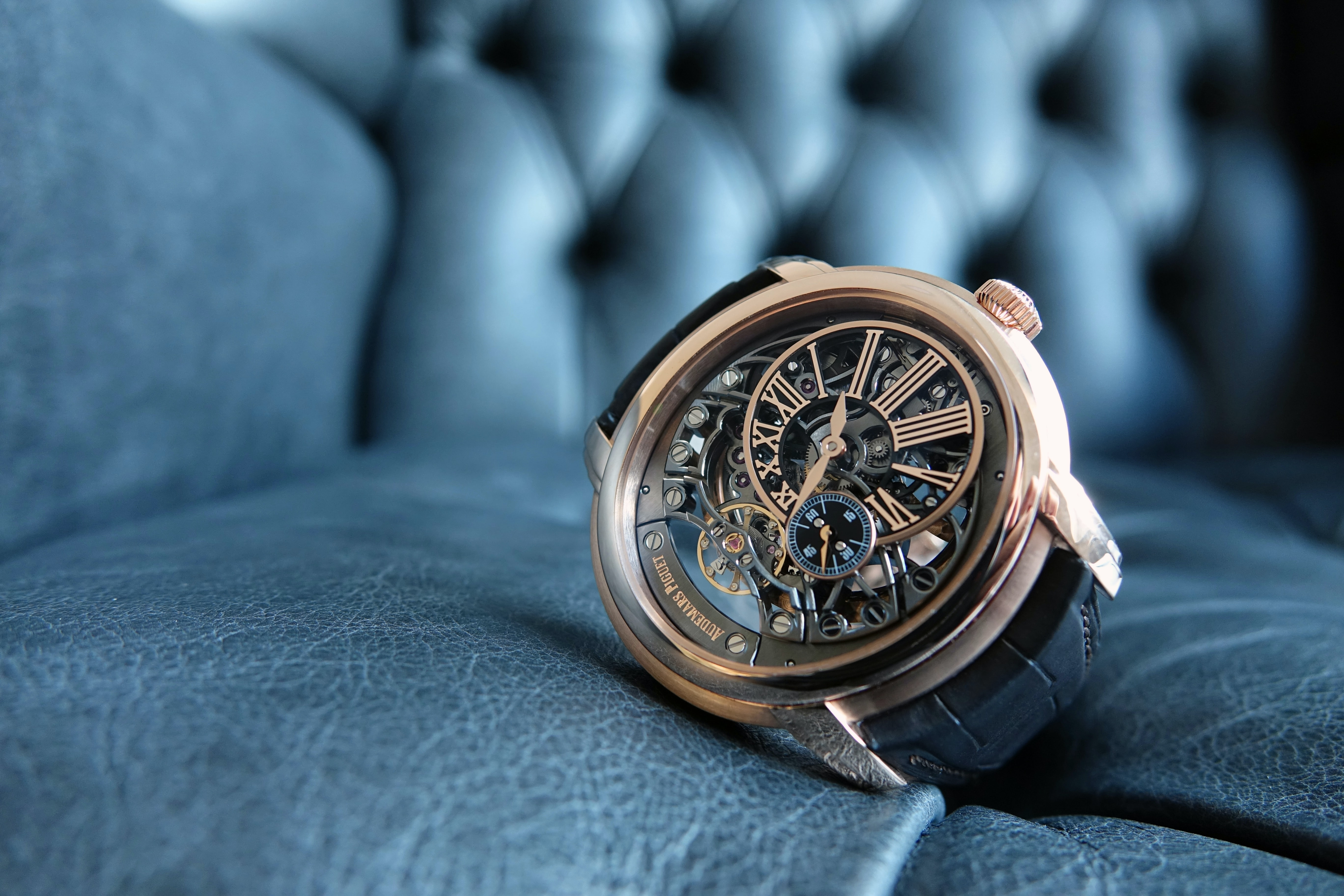 Millenary Openworked Hands-On: The Audemars Piguet Millenary Openworked, A Spectacular Design Counterpoint To The Royal Oak Hands-On: The Audemars Piguet Millenary Openworked, A Spectacular Design Counterpoint To The Royal Oak Audemars Piguet Millenary Openworked Front