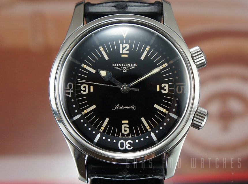 Longines Diver Reference 7494-2 Bring a Loupe: A Rolex 6062 Moonphase In Steel, A Rare Heuer Autavia, A Sleeper Seiko, And More Bring a Loupe: A Rolex 6062 Moonphase In Steel, A Rare Heuer Autavia, A Sleeper Seiko, And More Longines Diver