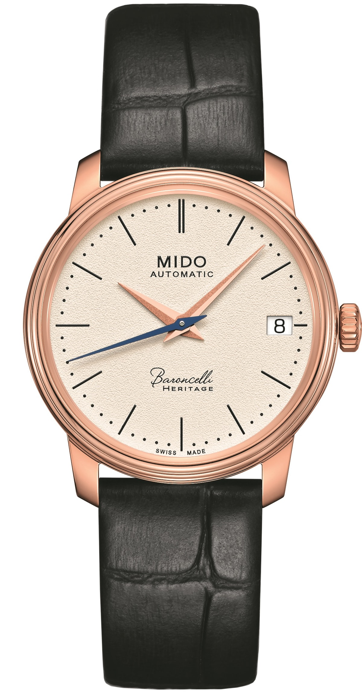 The Value Proposition: The Mido Baroncelli Heritage, A Great Looking Simple Watch At A Great Price The Value Proposition: The Mido Baroncelli Heritage, A Great Looking Simple Watch At A Great Price crop 1