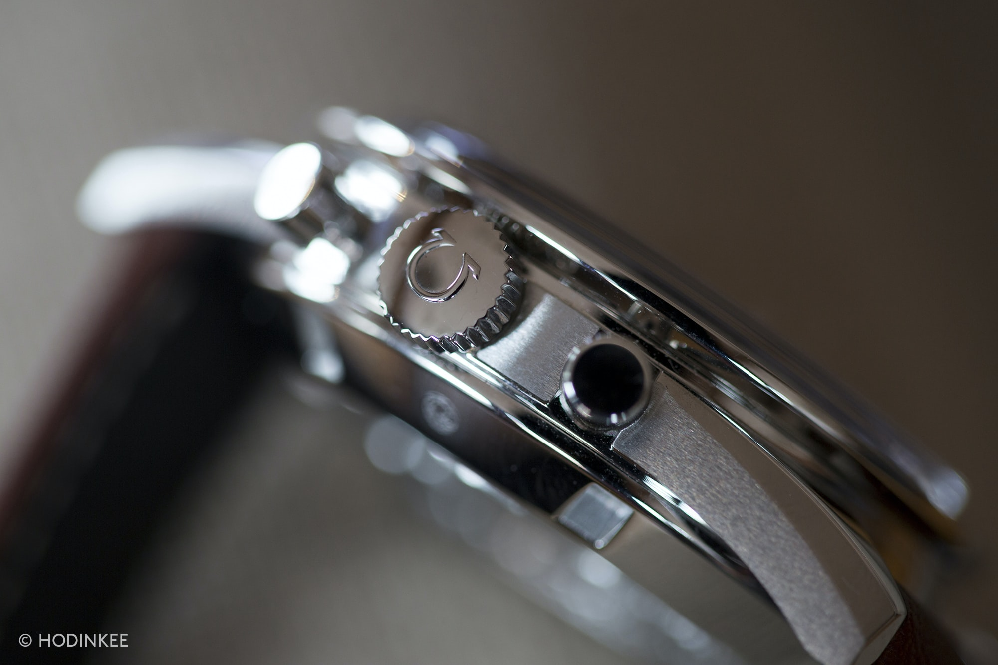 Omega Speedmaster First Omega In Space Crown A Week On The Wrist: The Omega Speedmaster 'First Omega In Space' A Week On The Wrist: The Omega Speedmaster 'First Omega In Space' 588A0196 copy