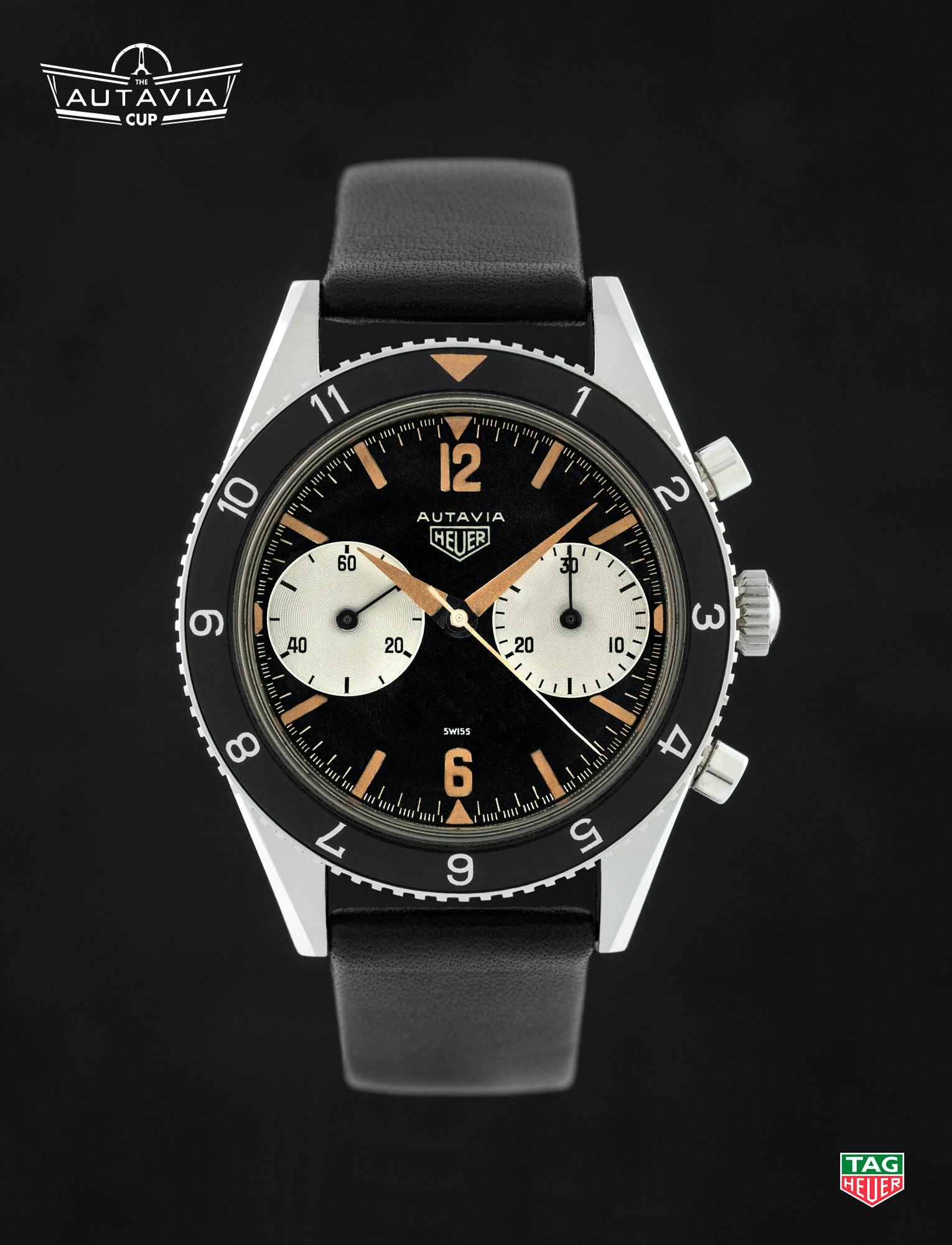 Heuer Autavia Ref. 3646 Mk1 Lume  TAG Heuer Will Relaunch The Autavia In 2017 – And Fans Get To Choose The Model TAG Heuer Will Relaunch The Autavia In 2017 – And Fans Get To Choose The Model 03 3646 Mk1 lume