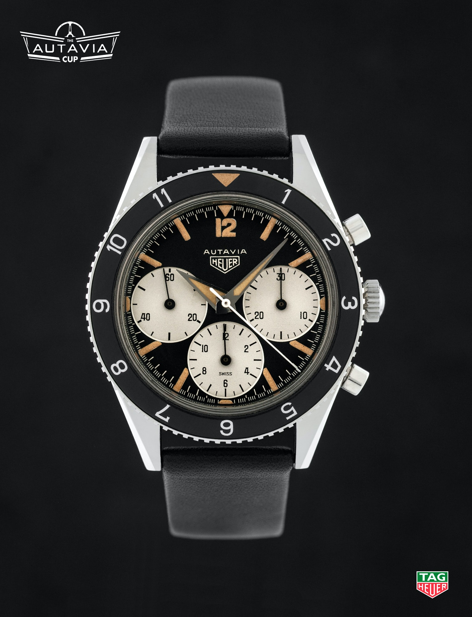 Heuer Autavia Ref. 2446 Mk1 Steel  TAG Heuer Will Relaunch The Autavia In 2017 – And Fans Get To Choose The Model TAG Heuer Will Relaunch The Autavia In 2017 – And Fans Get To Choose The Model 05 2446 Mk1 Steel