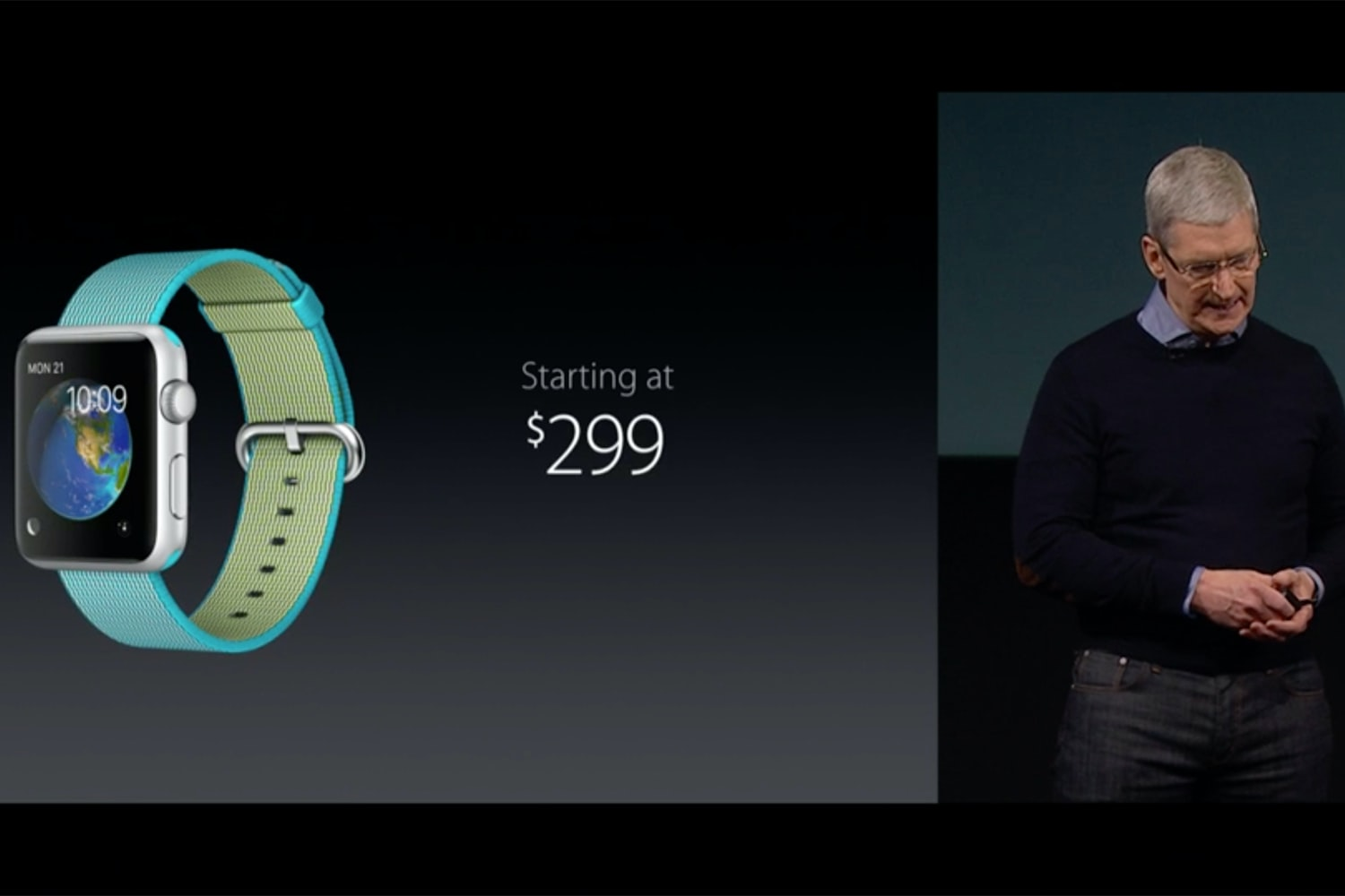 apple watch $299 Apple Announces New Apple Watch Straps, Drop In Starting Price At 'Let Us Loop You In' Event Apple Announces New Apple Watch Straps, Drop In Starting Price At 'Let Us Loop You In' Event price