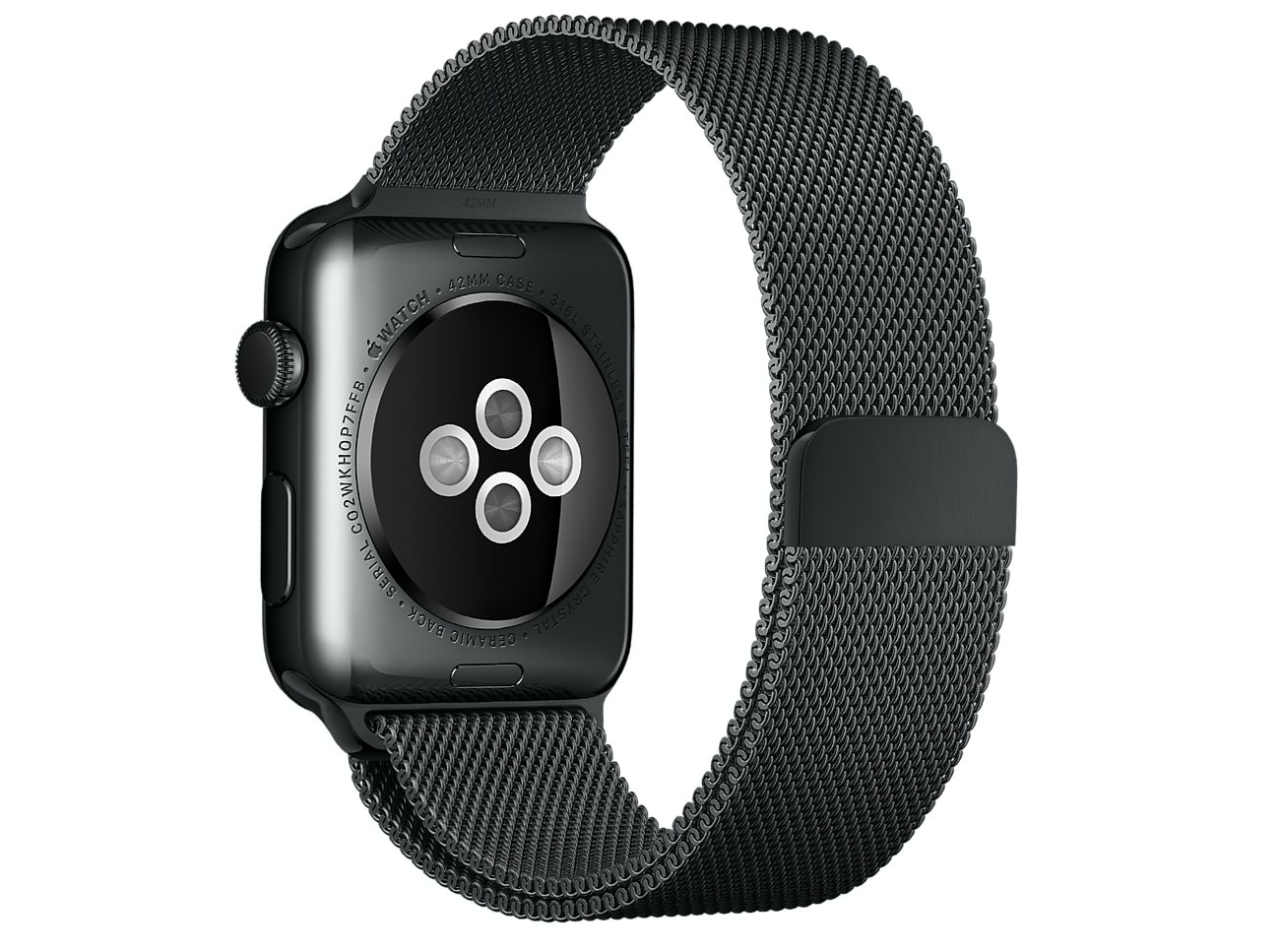 apple watch space black milanese loop Apple Announces New Apple Watch Straps, Drop In Starting Price At 'Let Us Loop You In' Event Apple Announces New Apple Watch Straps, Drop In Starting Price At 'Let Us Loop You In' Event new milanease