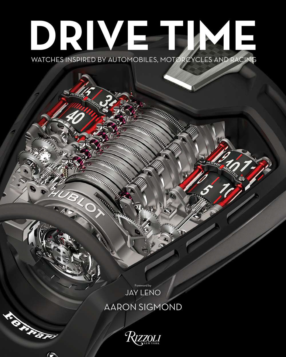 Announcing The Sixth Annual Madison Avenue Watch Week Announcing The Sixth Annual Madison Avenue Watch Week HUBLOT Drive Time Cover