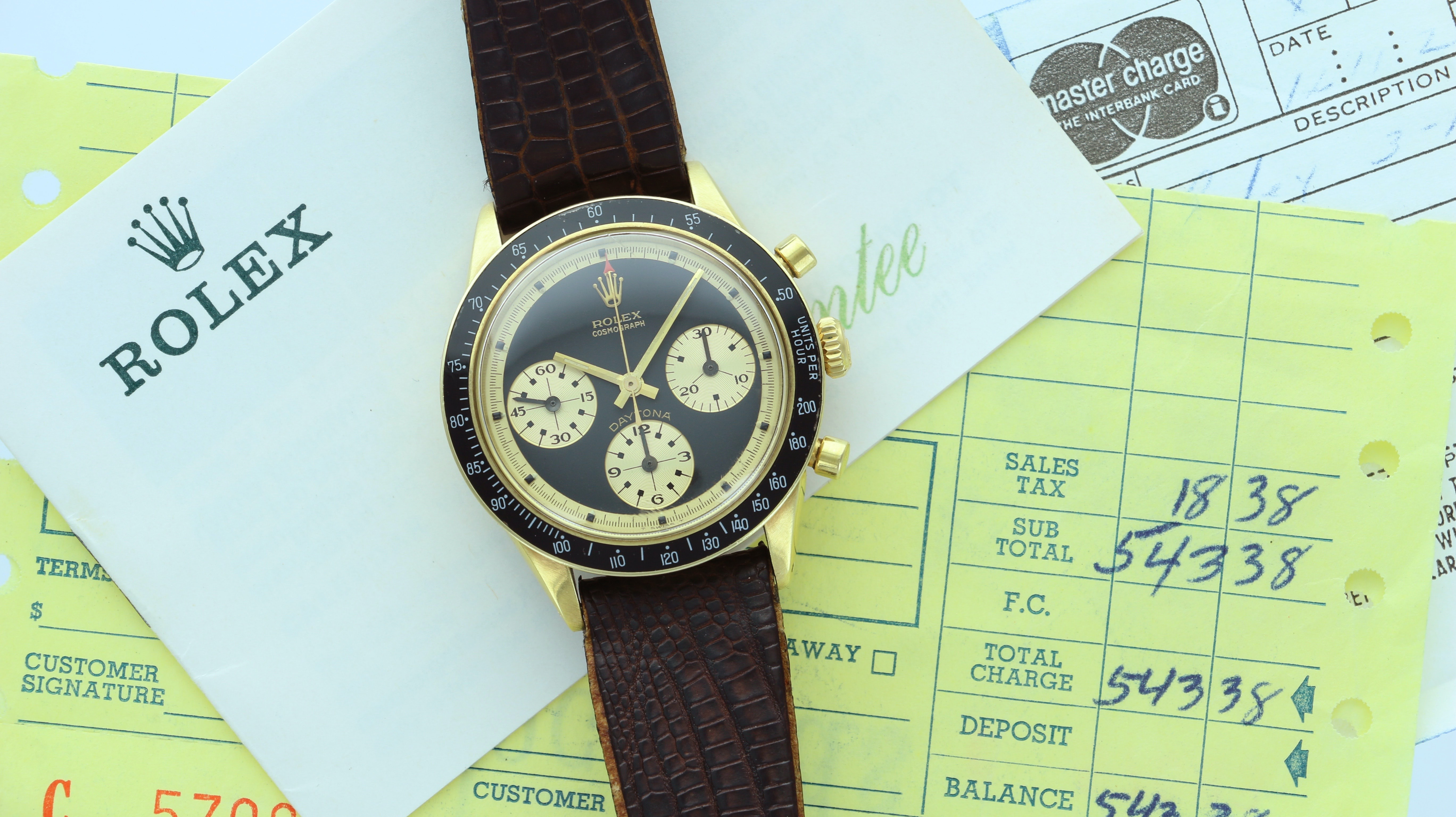 Rolex Daytona Antiques Roadshow  Man Buys Rolex Daytona For $543 in 1973, Takes It To Antiques Roadshow Where He's Told It's Worth $100,000, Though Actually Worth Even More (Oh, And It's Now For Sale) IMG 7778 1