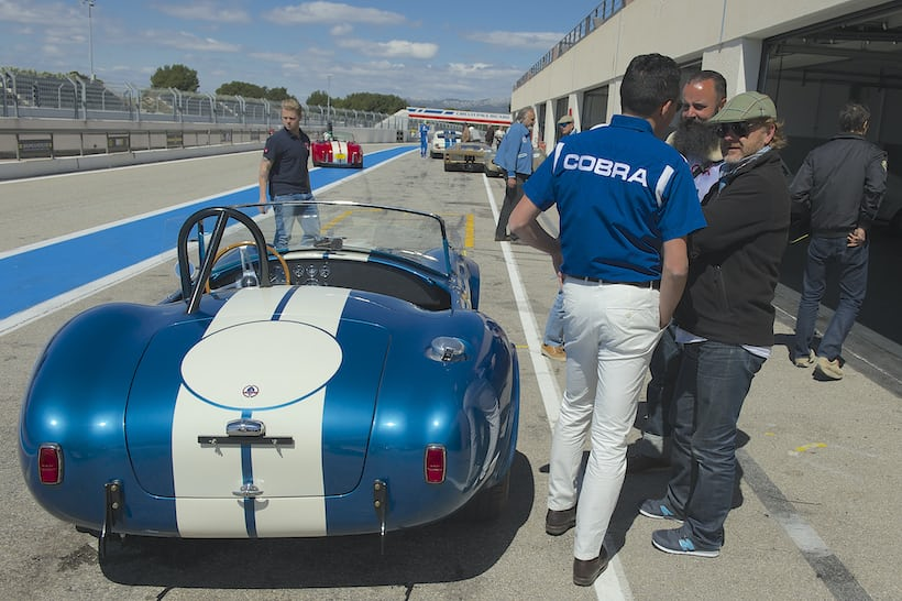 Très Vite: Track Day With Baume & Mercier, And A Quartet Of New Capeland Cobra Chronographs Très Vite: Track Day With Baume & Mercier, And A Quartet Of New Capeland Cobra Chronographs Baume Shelby21