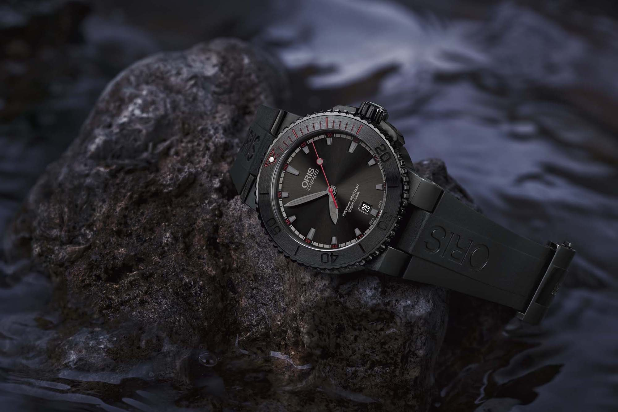 Oris El Hierro Limited Edition Introducing: Three New Divers From Oris – One Heritage Update, And Two Limited Editions Supporting Good Causes Introducing: Three New Divers From Oris – One Heritage Update, And Two Limited Editions Supporting Good Causes f