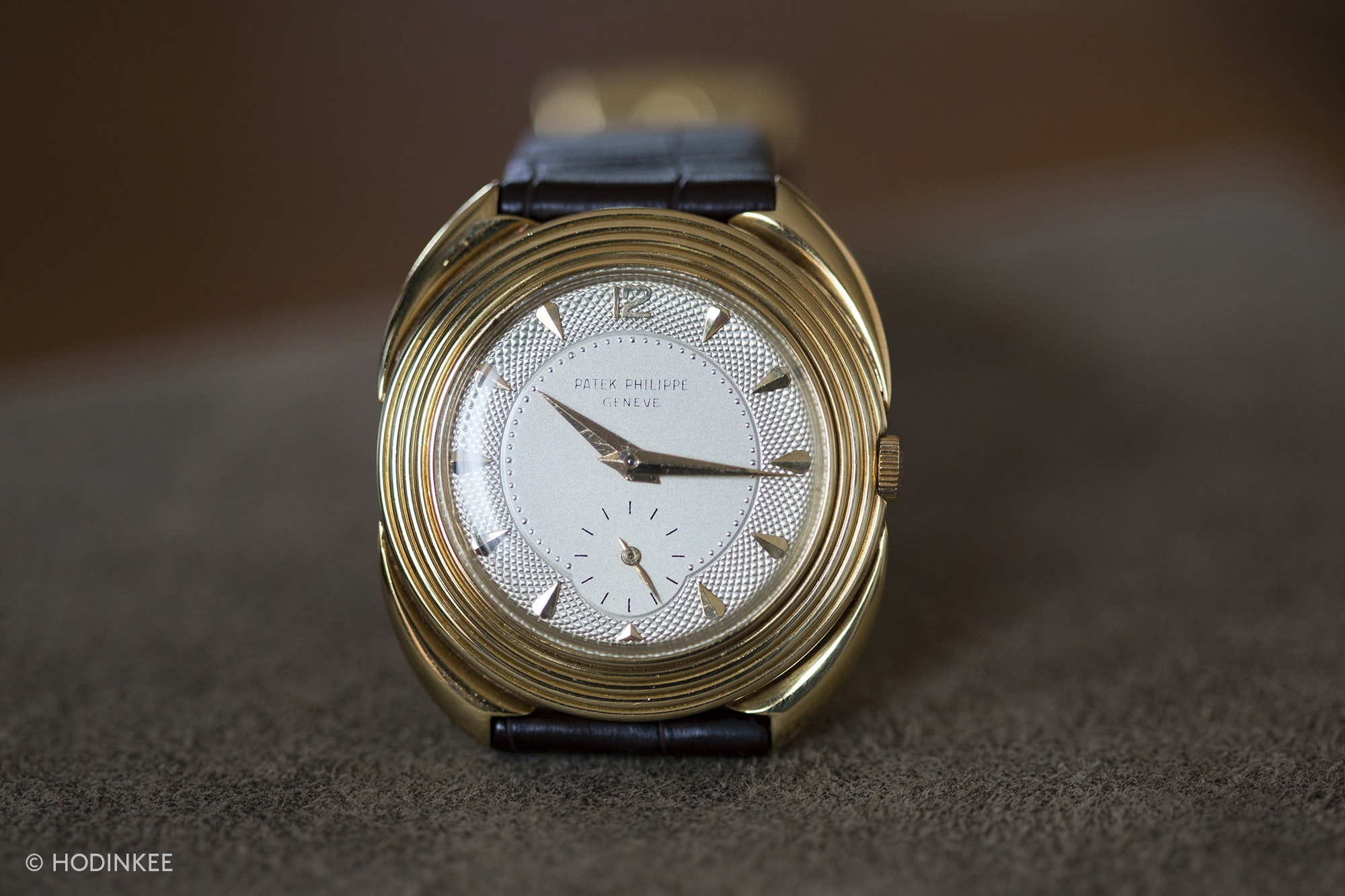 Patek Philippe Reference 2550 Talking Watches: With Roni Madhvani Talking Watches: With Roni Madhvani 20010276 copy