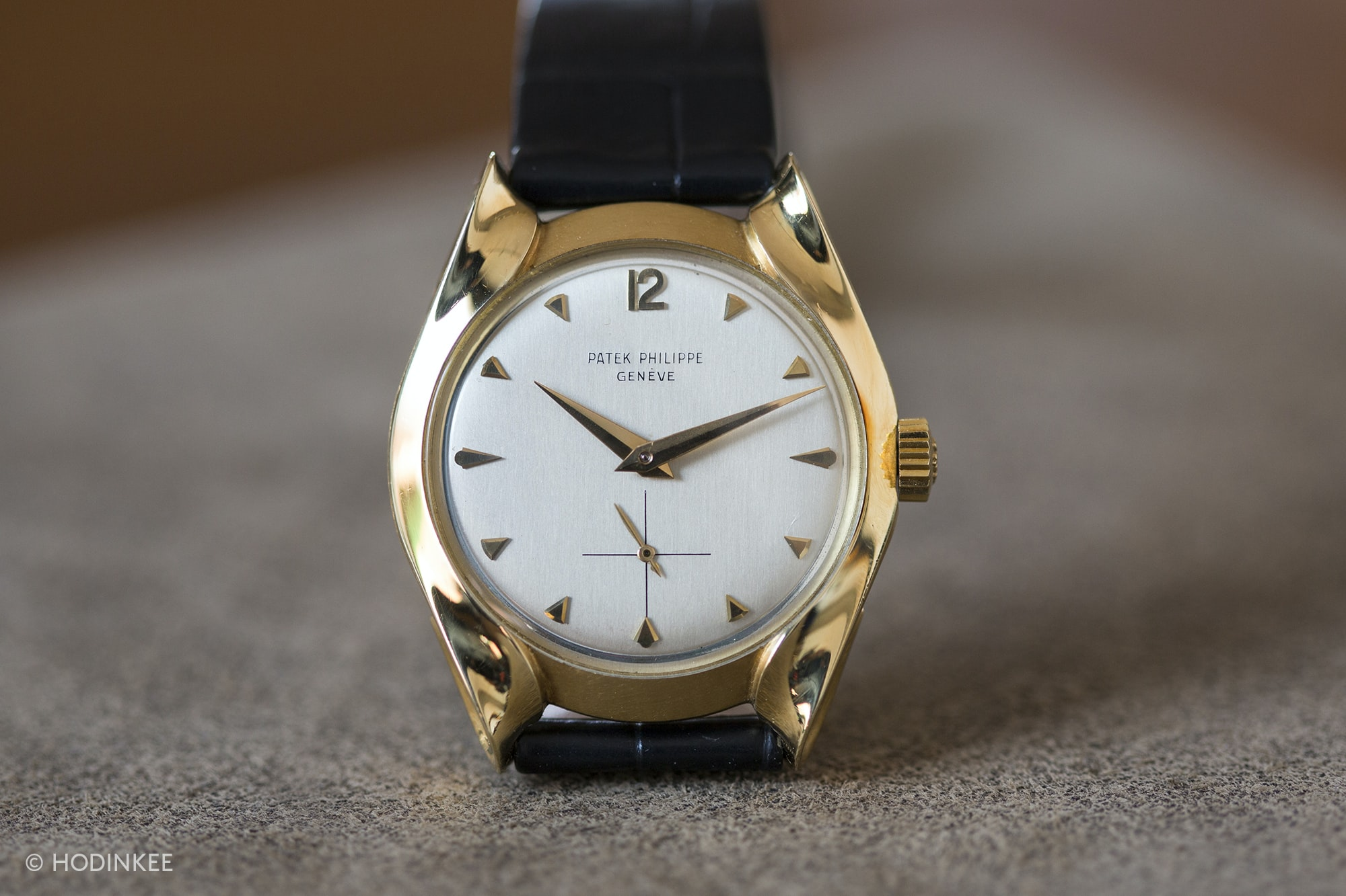 Gold Patek Philippe With Markowski Case Talking Watches: With Roni Madhvani Talking Watches: With Roni Madhvani 20010189 copy