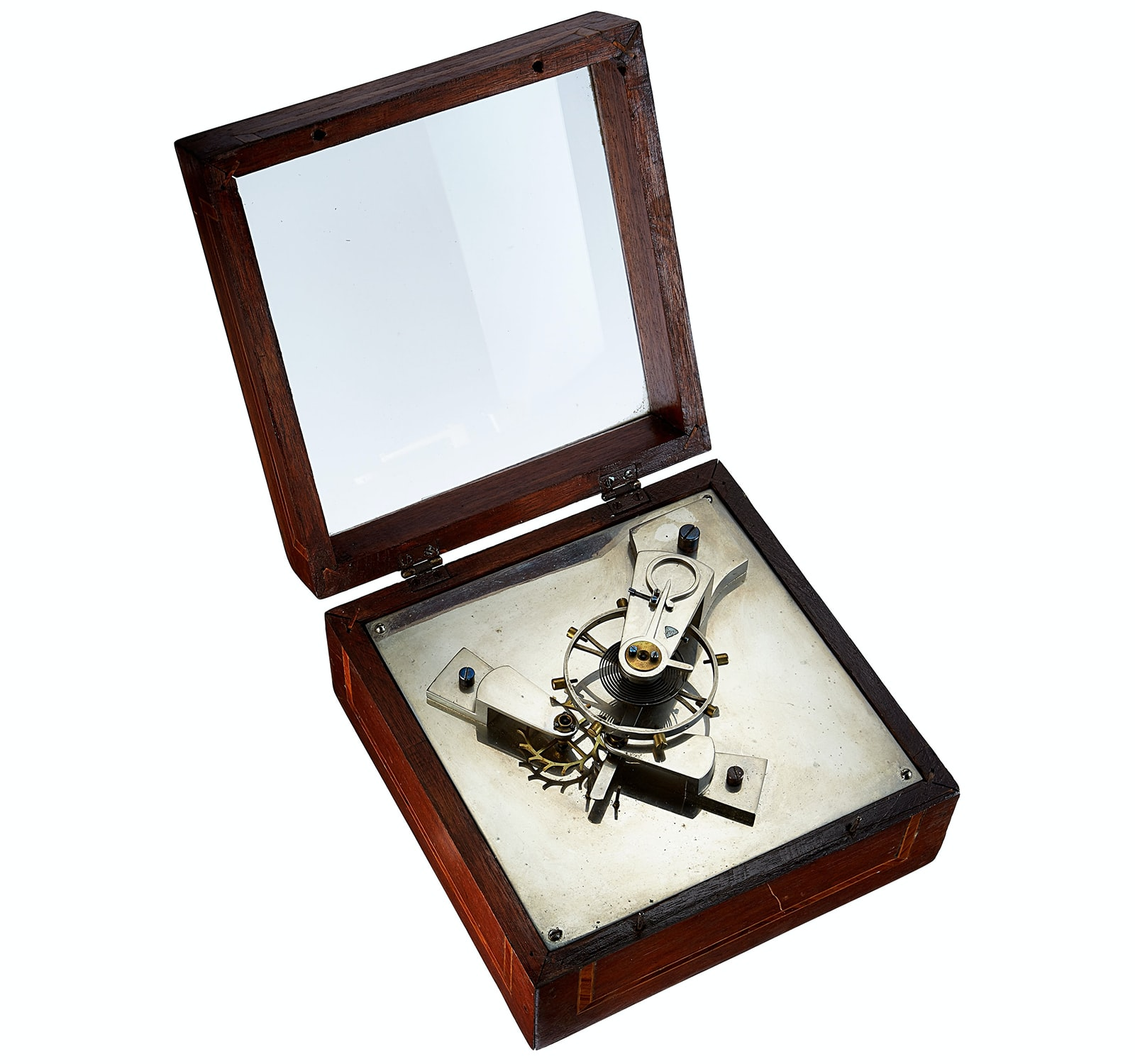 Found: A Captivating Collection Of Escapement Models At Heritage Auction's May 26th Sale Found: A Captivating Collection Of Escapement Models At Heritage Auction's May 26th Sale d 2